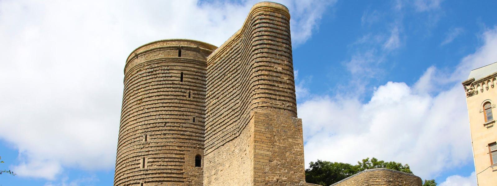 Cultural - economic centre Azerbaijan